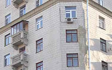 Остекление балкона в сталинском доме, застеклить балкон в ст.