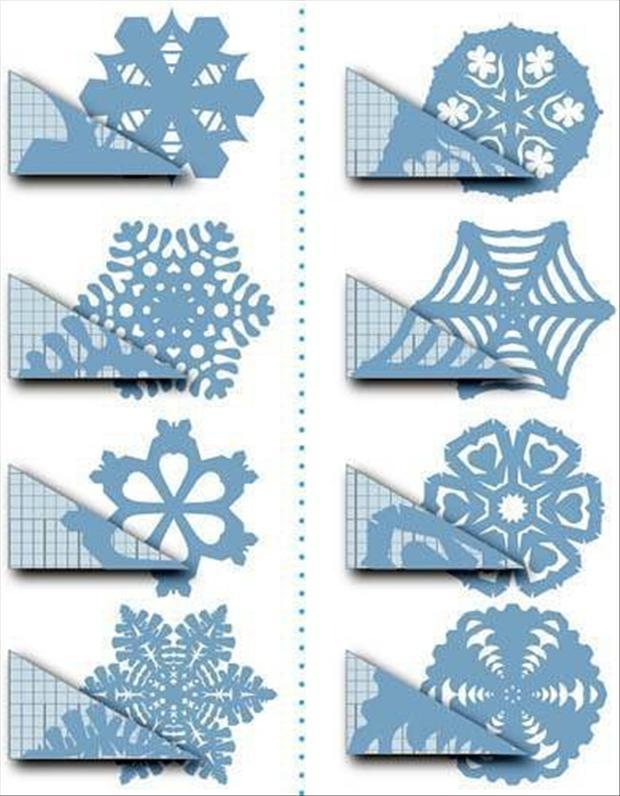 Красивые поделки из бумаги на новый год своими руками