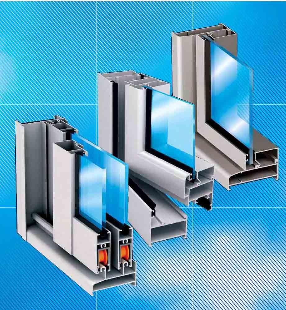 Алюминиевый профиль provedal - дешево и практично.