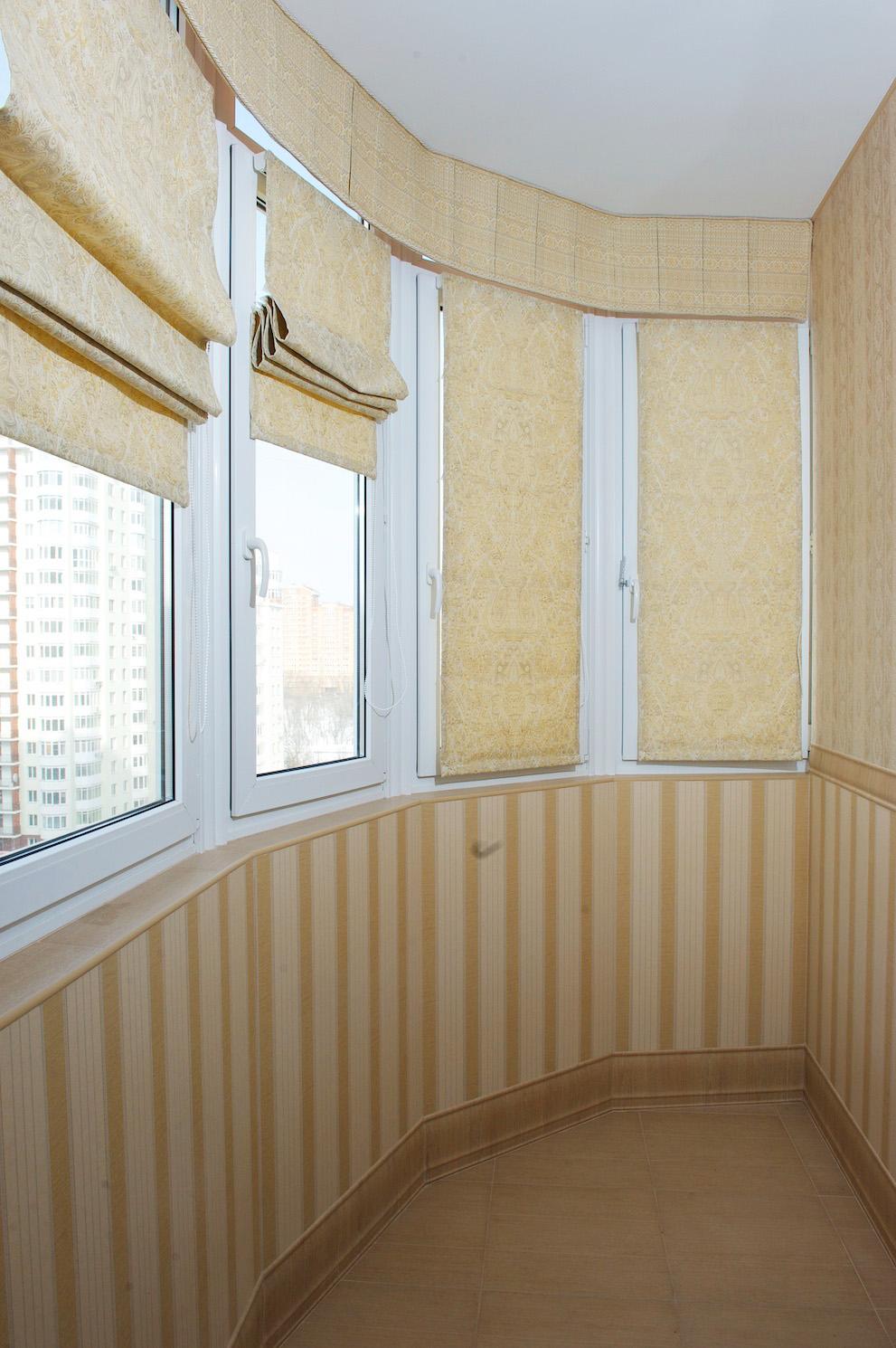 Римские шторы на балкон цена. - дизайн маленьких лоджий - ка.