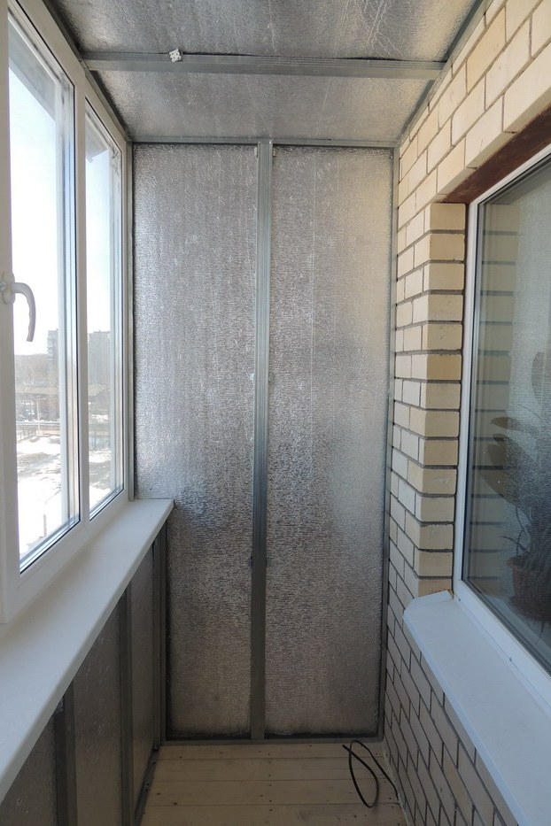 Монтажа теплоизоляции для смесь