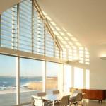 Панорамные окна, фасадное остекление панорамное
