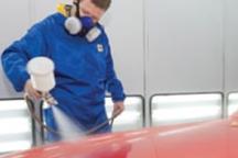 Как покрасить алюминиевую панель