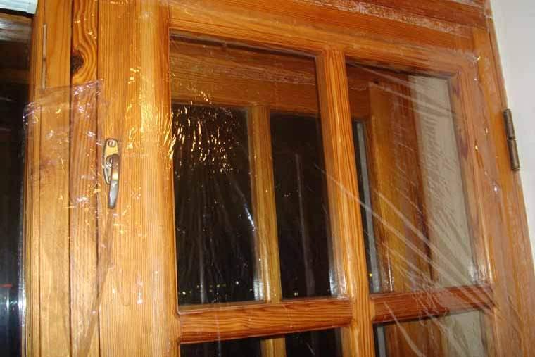 клюет все, как заканапатить деревянные окна новорожденного