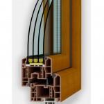 Какие бывают окна REHAU, описание окон Рехау