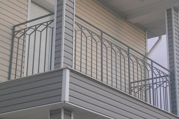 Варианты балконных ограждений фото, высота ограждения балкон.