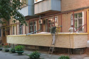 Лоджия на первом этаже, как узаконить пристройку балкона