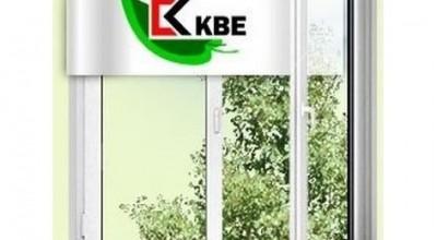 Какие бывают окна КВЕ, описание профиля КБЕ, цены