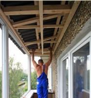 Проверка прочности обрешетки потолка