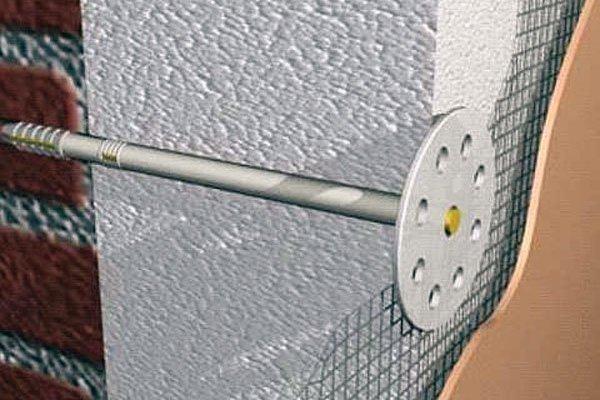 Утепляем дом пенопластом своими руками видео технология