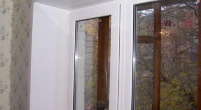 фото пластиковые откосы на окна