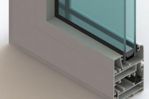 Алюминиевый профиль НьюТек, системно интегрированные конструкции NewTec