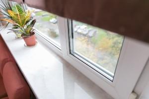 Окна ПВХ «Витраж», подоконники и оконные системы Vitrage