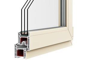 Окна ПВХ с профилем Plafen, пластиковый профиль «Плафен»