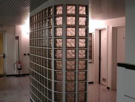 Готовые решетки для стеклоблоков