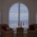 Установка арочных окон в домах и квартирах