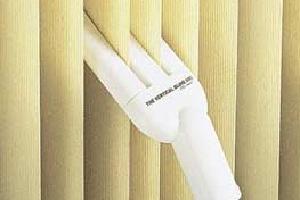 Чистка вертикальных пластиковых жалюзи из пластика