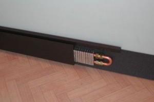 Обогреватели нового типа плинтусные энергосберегающие