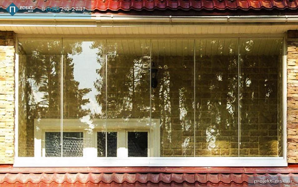 Панорамные балконы плюсы и минусы..