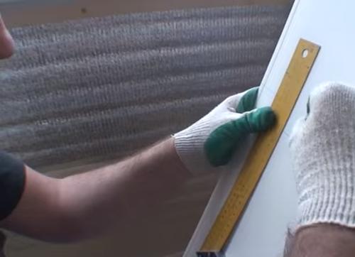Пластиковые панели для обшивки балкона или лоджии, порядок работ и видео
