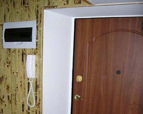 Как сделать откос двери видео фото 756