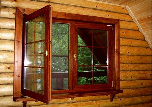 Как выбрать современные деревянные окна со стеклопакетами и на чем сыкономить