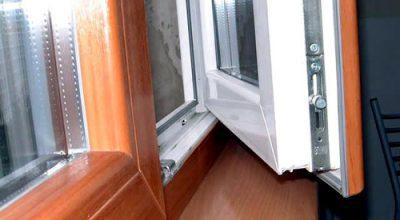 Реставрация пластикового окна своими руками