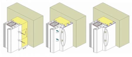 Как выбрать современные наружные оконные откосы для окон в доме