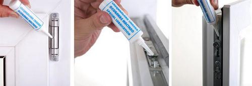 Как выбрать смазку для фурнитуры пластиковых окон