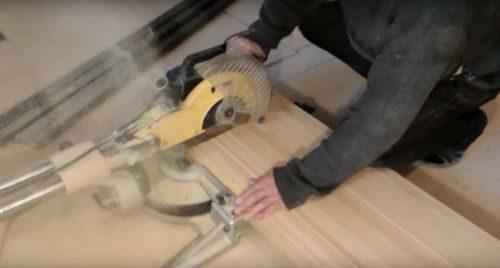 Деревянный подоконник для пластикового окна, советы по установке