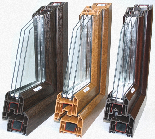 пластиковые окна под