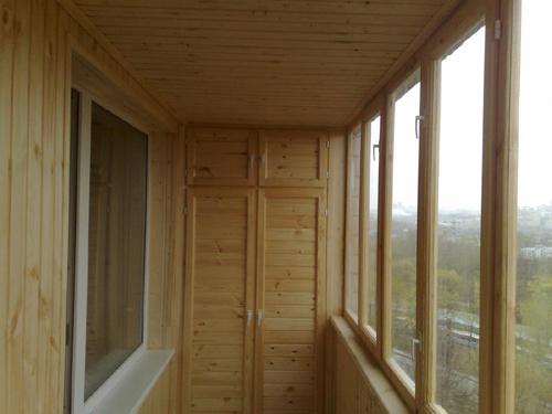 Варианты остекления балконов холодный, тёплый и другие