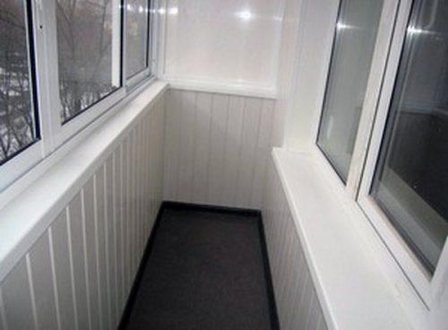 Внутренняя отделка балкона своими руками пошаговая инструкция фото 970