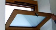 Фрамуга окна