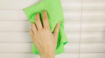 Как можно легко снять жалюзи, чтобы их помыть