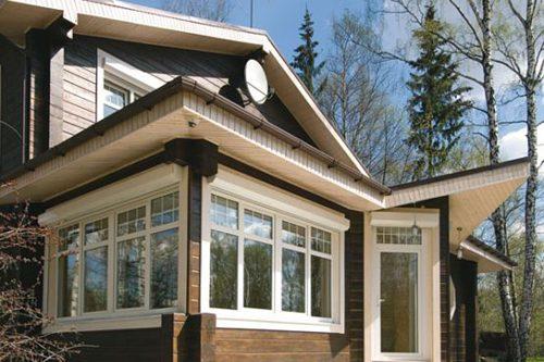 Какие пластиковые окна лучше ставить в частный дом