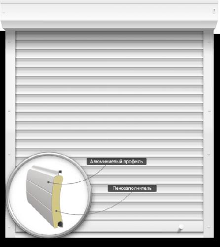 Изготовление рольставней на окна