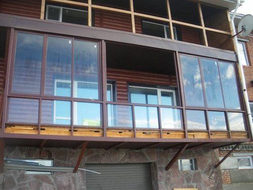 Как построить балкон в частном доме своими руками?.