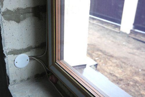 Окна с подогревом