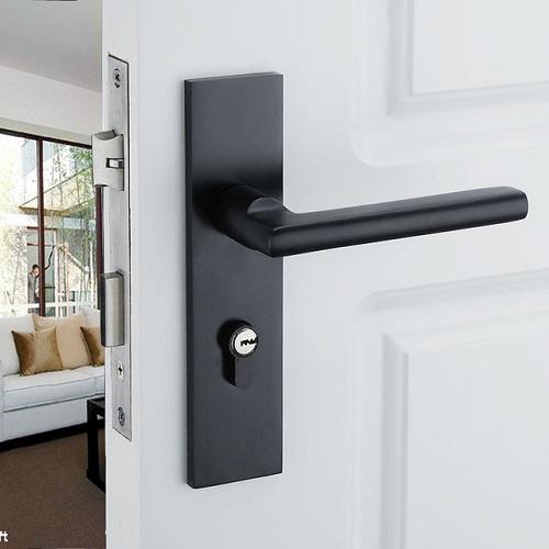 Замки для дверей из алюминия