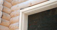 Пластиковые окна для деревенского дома