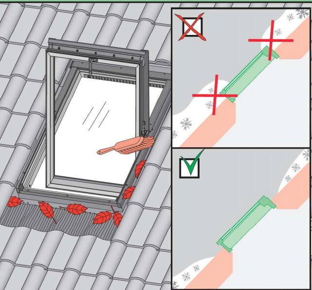 Как не допускать ошибки при монтаже мансардных окон самостоятельно