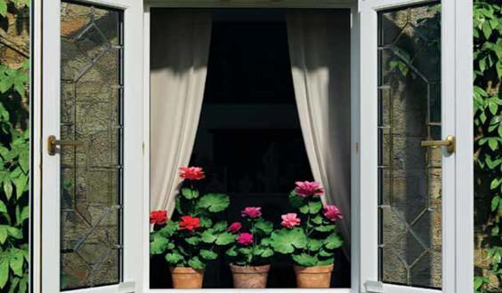 Пластиковые окна, открывающиеся наружу, как открыть пвх-окно.
