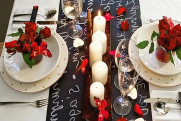 Романтический вечер дома (50 фото идеи декора своими руками) 20