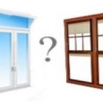 Какие лучше окна: из пластика или дерева?