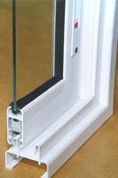 алюминиевый профиль для остекления балкона в сталинке