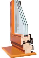 деревянные евроокна для остекления балкона или лоджии