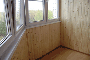 остекление балкона 3 метра