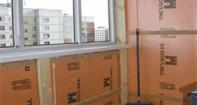 остекление балкона площадью 3 метра