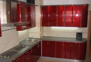 Кухня без холодильника